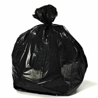 "12-16 Gallon Low Density 24""W x 31""H Trash Bags , 250 Per Case"
