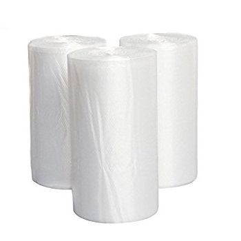 4 Gallon High Density 17''W x 18''H Trash Bags , 2000 Per Case