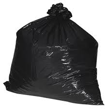 "55-60 Gallon Low Density 43""W x 46""H Trash Bags , 50 Per Case"
