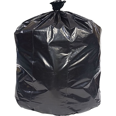 20-30 Gallon High Density 30''W x 37''H Trash Bags , 500 Per Case
